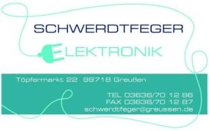 Schwerdtfeger  Elektronik