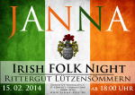 kIrish Folk Night